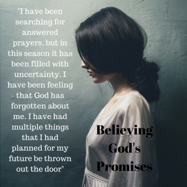 Believing God's Promises