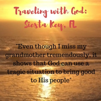Traveling with God_Siesta Key, FL